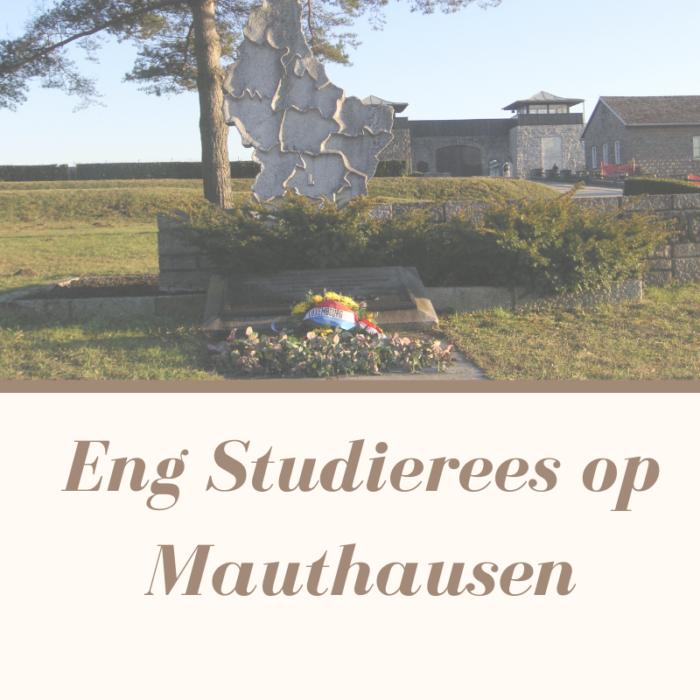 Eng Studierees op Mauthausen
