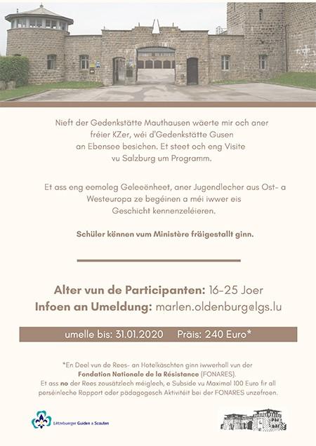 Studiërees Mauthausen